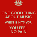 Turn my music high