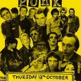 Glossop Record Club - PUNK! featuring David Nolan & Ian Moss (October 2016)