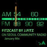 Fitzcast January 2016 By J.fitz On SCR