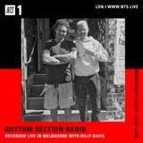 Rhythm Section w/ Billy Davis - 1st February 2017