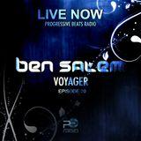 Ben Salem - Voyager EP20 - Progressive Beats Radio - 7/16/16