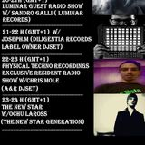 Physical Techno Recordings Exclusive Resident Radio Show w/Chris Mole (Physical Techno Recordings)