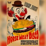 Live At Horse Meat Disco @ The Eagle, July 31st 2016