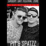 Pit & Spatzz GROOVY DAY FESTIVAL 2018