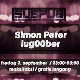 Simon Peter b2b lug00ber - Subpub 2016-09-02 Part 2