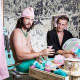 """Julian & der Fux - Exclusive SUMMERTAPES """"Garten-Mix"""" for RedBull.com Music & Jazzdination"""