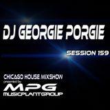dj Georgie Porgie MPG Radio Show 159