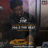 @DJRayvon_: The Saturday Night Pregame on 106.5 The Beat (Feb 23rd)