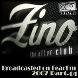 Zino Afterclub - Live Recorded On FearFm (11-02-'07) Part 01/09