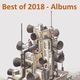 De Geluidsarchitect 2018-40 (18 december 2018) BEST OF 2018 (albums)