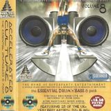 Accelerated culture 8 @ Sanctuary 29-June-2002 - Nicky Blackmarket w/ MCs Skibadee & Fearless