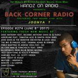 BACK CORNER RADIO: Episode #274 (June 8th 2017)