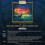 Electric Forest Open Casting Project Live & Improv 4/20/16