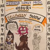 Halloween Show 2019 with DJ Witchy Witch, DJ Devil Child & Mum Mummy