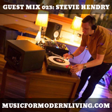 Guest Mix 023: Stevie Hendry