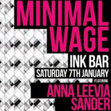 Anna Leevia + Sander Markey @ Ink Bar, Auckland