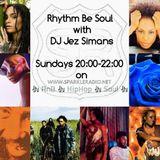 Rhythm Be Soul 04/03/2018 on SparkleRadio.Net