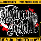 Notturno Metal @ One Shot Radio (18/04/2017) Frontiers Rock Festival IV Warm-Up Radio Show
