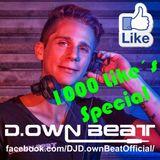 DJ D.ownBeat - 1K Like Special