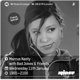 K-mi - Rinse FM Guestmix On Marcus Nasty's Show  11.01.17