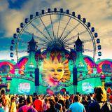 DJ DA'CRISS Live DJ Set @Caro Vintage Club - Tomorrowland Party 07.01.2015 (part II)