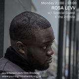 Hip Hop & Life Lessons Episode 4 Rosa Levv w/ K the Infinite
