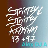 Strictly STRICTLY RHYTHM (93-97-vinyl)