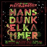 Pistolero Podcast 033 - Hans Dunkelkammer @ Pistolero label party - Klub Attack Zagreb 17-03-2017