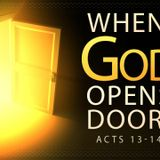 When God Opens Doors - Audio