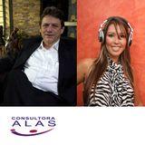 Dayana Leandro entrevista a Oscar Gimenez sobre el Programa De Gerente a Líder
