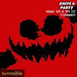 Knife Party - turntable.FM #AnonFM Live Broadcast - 29.04.2013