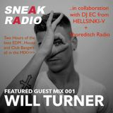 Sneak and Hellsinki-V collaborate on Shoreditch Radio
