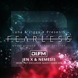 FEARLESS PODCAST EX @ DI.FM CODE010 - JEN X & NEMESIS