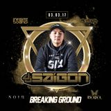 DJ Saigon - Breaking Ground (2017)