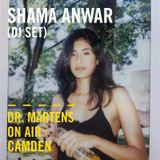 Shama Anwar (DJ Set) | Dr. Martens On Air: Camden