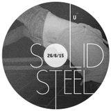 Solid Steel Radio Show 26/6/2015 Hour 1 - U