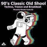 90's Classic Old School - Techno, Trance e Breakbeat.