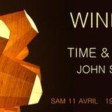 Time & Space Radio Show - TSRS#124 - Live DJ Set - Wine Room #04