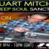 Stuart Mitchell pres The Deep Soul Sanctuary on SOS LIVE with guest Damon Melvin - 09/07/13