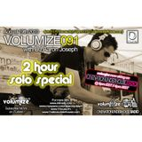 VOLUMIZE (Episode 091 - August 19th 2010) (Electro House)