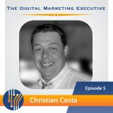 """DMM Episode 5 with Christian Costa """"Less Polished, More Real"""""""