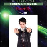 Heartilly - Asian Trance Music Fastival 2015