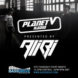 PLANET V RADIO WITH ALIBI ON BASSDRIVE WITH SPECIAL  GUEST CRITYCAL DUB  -24-  NOV - 2016