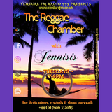Jennisis - The Reggae Chamber (25-12-18) on www.venturefm.co.uk