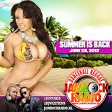 JAMROCK RADIO JUNE 28, 2012: SUMMER IS BACK!!!