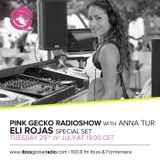 Eli Rojas  -  Pink Gecko Radio Show on Ibiza Global Radio  - 29-Jul-2014