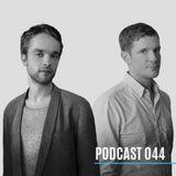 ND Podcast 044 - Chris & Antanas