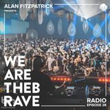 We Are The Brave Radio 028 - Live from Drumcode Halloween @ Tobacco Dock, London