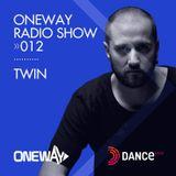 DJ TWIN, PODCAST ONEWAY.REC SHOW, DANCE RADIO