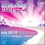 G and T - July 2012 Trance Mix 1